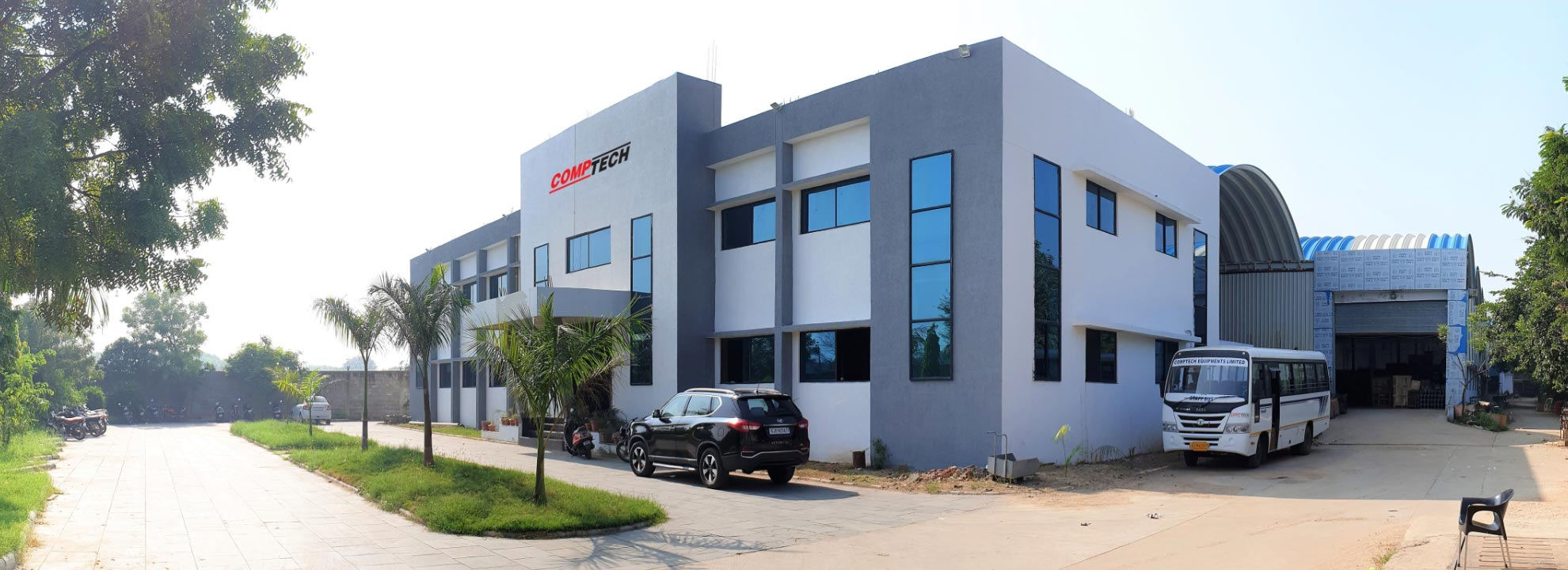 About Comptech